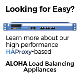 HAProxy - The Reliable, High Performance TCP/HTTP Load Balancer